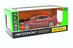 Машинка игровая автопром «Porsche Panamera S» 68245A