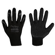 Захисні рукавички, PERFECT GRIP BLACK, RWPGBN10
