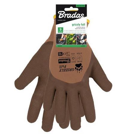 Захисні рукавички GRIZZLY FULL латекс, розмір 11, RWGF11 Бренди Європи, фото 2