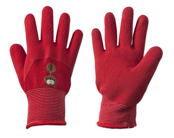 Перчатки защитные KITTY латекс, размер 4, RWDKI4 Бренды Европы, фото 2