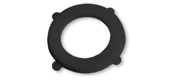 """Прокладка 3/4"""" BLACK, ECO-UB502 Бренды Европы, фото 2"""
