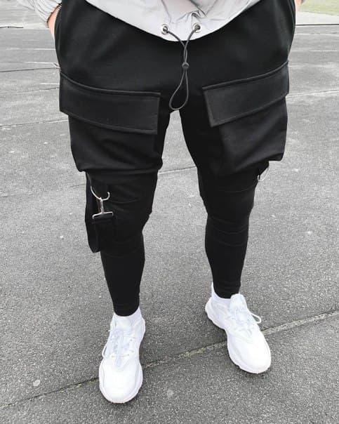 Чоловічі спортивні штани з кишенями