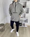 Чоловіча куртка - анорак Shadow рефлектив, фото 4