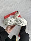 Женские кроссовки Nike Vista бежевые, фото 3
