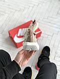 Женские кроссовки Nike Vista бежевые, фото 4
