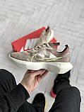 Женские кроссовки Nike Vista бежевые, фото 5