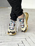 Мужские кроссовки Nike 270 React беж, фото 3