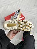 Мужские кроссовки Nike 270 React беж, фото 5