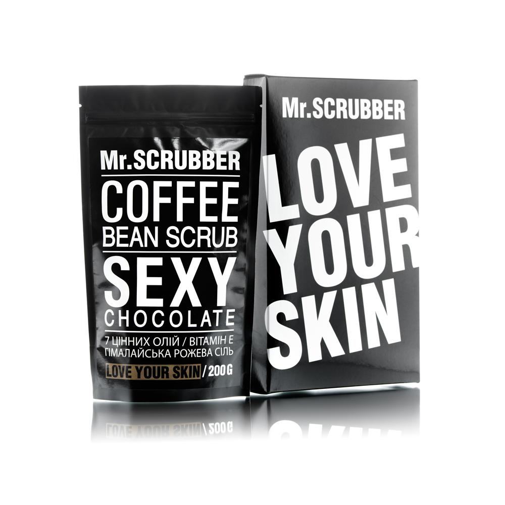 Кофейный скраб для тела Sexy Сhocolate Mr.SCRUBBER