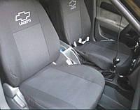 Модельные автомобильные чехлы CHEVROLET LACETTI (2003-2013) седан хэтчбек универсал