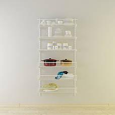 Гардеробна система Кольчуга Система зберігання (консоль, стелаж), фото 2