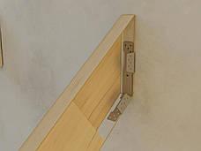 Планка для монтажу косоурів права 350х44 мм, фото 3