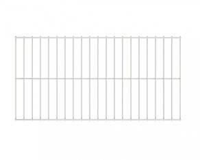 Дротяна полиця Кольчуга (консольна система зберігання) 606*306 мм Білий, фото 2