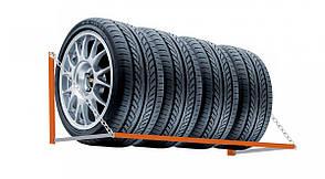 Полиця-Стелаж для зберігання коліс, шин і дисків. ТМ KOLCHUGA HOME, фото 2