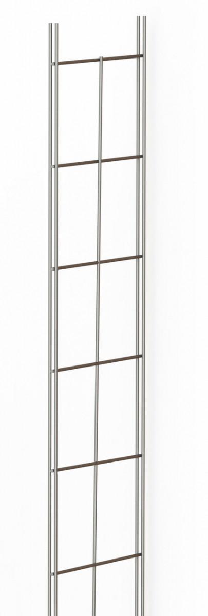 Стійка Кольчуга (дротяна гардеробна система) 1720Х355 мм