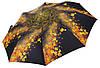 Женский  зонт Zest Желтые цветы ( автомат/полуавтомат ) арт. 53626-16