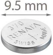 Батарейка для часов, Renata 370