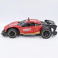 Машина на радиоуправлении Frost метало-пластик Красная, фото 2