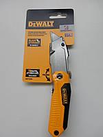 Складаний ніж Dewolt + 3 лезо
