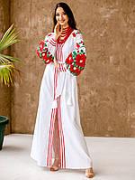 Вишита сукня Мальва