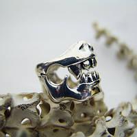 """Серебряное кольцо """"Челюсть"""" от WickerRing"""