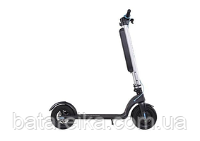 Складний двоколісний електросамокат для дорослих та дітей PROOVE Model X-City Pro 350W/10400mAh silver/blue