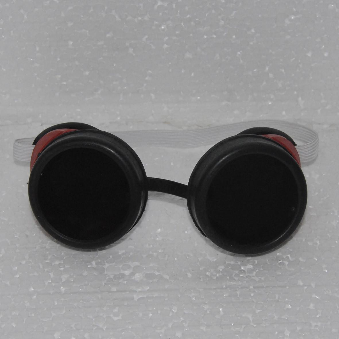 Очки Сварщика рыбка ЗНР Г-2 (пластиковые)