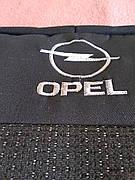 Чохли на сидіння OPEL Astra H хетчбек з 2004 р. 1/3 спина / 5 підголовників/airbag