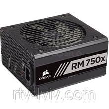 Блок живлення  Corsair RM750X 750W Gold