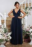 Вечернее длинное  платье Вайнона б/р, фото 2