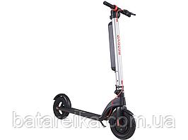 Складний двоколісний електросамокат для дорослих та дітей PROOVE Model X-City Pro 350W/10400mAh silver/red