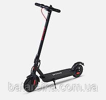 Складний двоколісний електросамокат для дорослих та дітей PROOVE Model X-City Lite 250W / 7500 mAh black/red