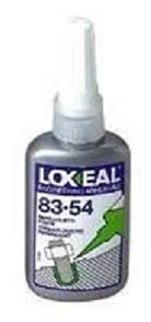 Фіксатор різьби LOXEAL 83-54, висока міцність, t -55/+150°С, 10 мл