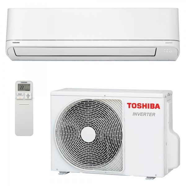 Кондиционер инверторный Toshiba Suzumi+ RAS-10PKVSG-UA/RAS-10PAVSG-UA