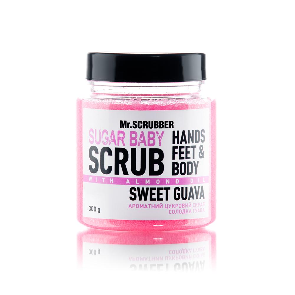Цукровий скраб для тіла SUGAR Sweet BABY Guava Mr.Смуги навігації