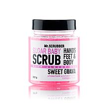 Сахарный скраб для тела SUGAR BABY Sweet Guava Mr.SCRUBBER