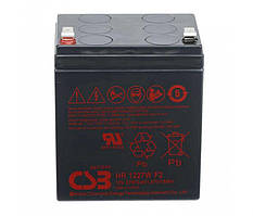 Аккумуляторная батарея CSB HR1227WF2/05178 12V 6.5AH AGM