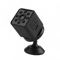 Мини камера, экшн-камера SQ23, Full HD, влагозащищенная с широкоугольным объективом и поддержкой ночной съемки