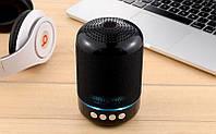 Портативная Bluetooth колонка T&G 115 Черный, фото 2