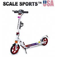 Городской двухколёсный Caмoкaт складной Scale Sports USA, фото 1