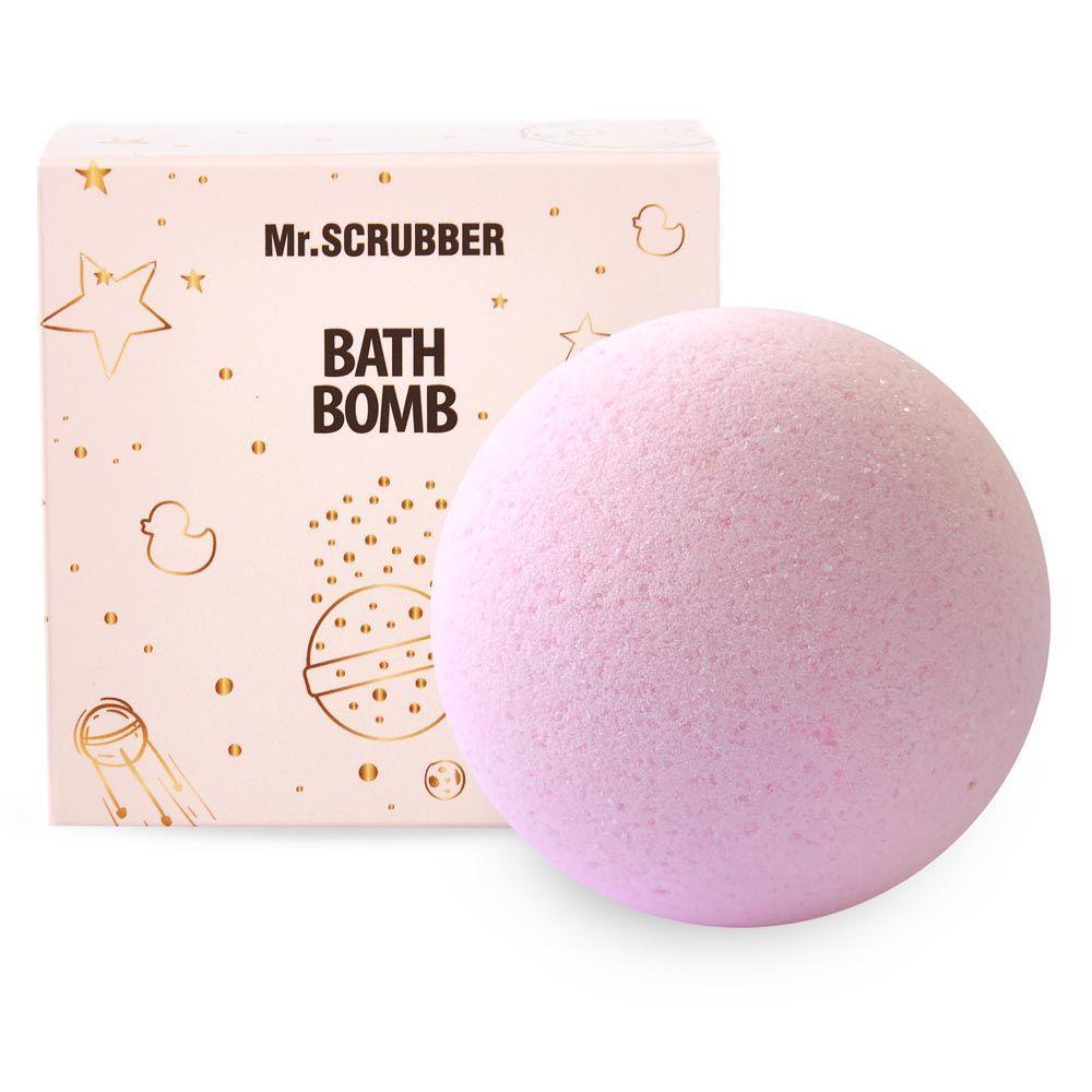 Бомбочка для ванны в подарочной коробке Гуава Mr.Scrubber