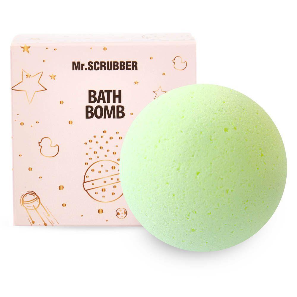 Бомбочка для ванны в подарочной коробке Ананас Mr.SCRUBBER