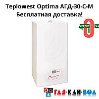 Котел Teplowest Optima+ АГД-30-С-М турбо + безкоштовна доставка
