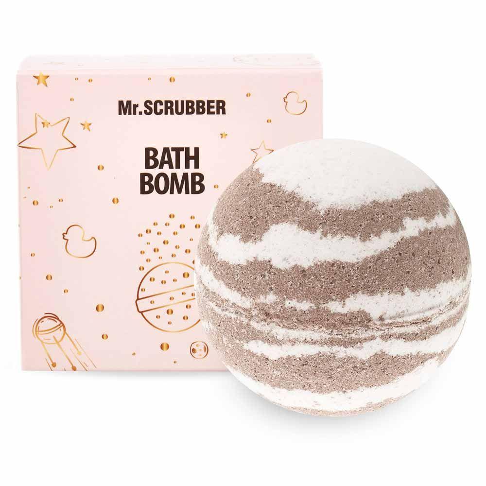 Бомбочка для ванны в подарочной коробке Шоколад Mr.SCRUBBER