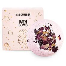 Бомбочка для ванны в подарочной коробке Роза Mr.SCRUBBER