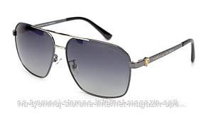 Солнцезащитные очки Именные (polarized) P8532 Хром