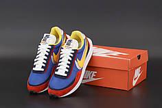 Чоловічі кросівки найк Nike Sacai. ТОП репліка ААА класу