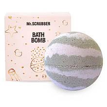 Бомбочка для ванны в подарочной коробке Ваниль-шоколад Mr.SCRUBBER