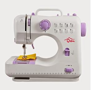 Портативна багатофункціональна швейна машинка SEWING MACHINE FHSM-505, фото 2
