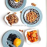 """Тарелка десертная """"ПАХТА"""" d 16 см. Узбекистан, фото 2"""
